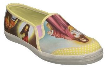 Jesus shoe