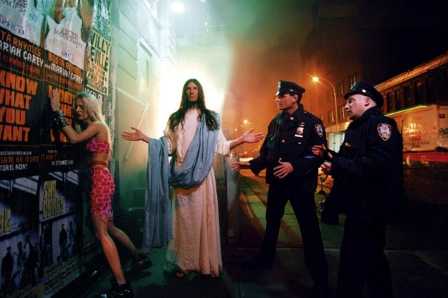 "David LaChapelle's ""Intervention"""