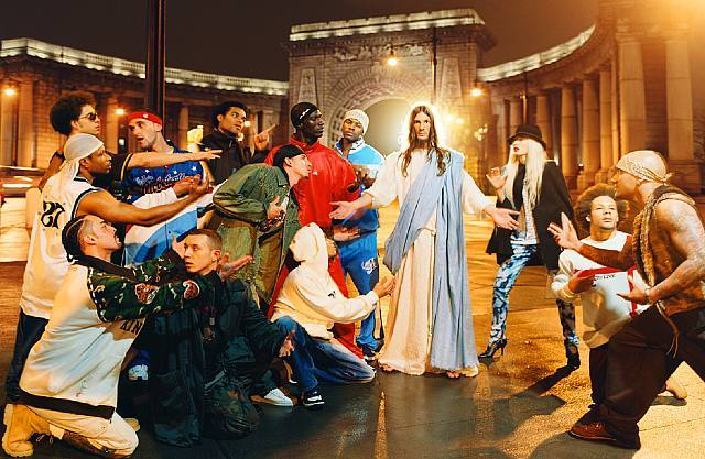 "David LaChapelle's ""Sermon"""