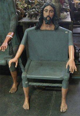 Jesus chair