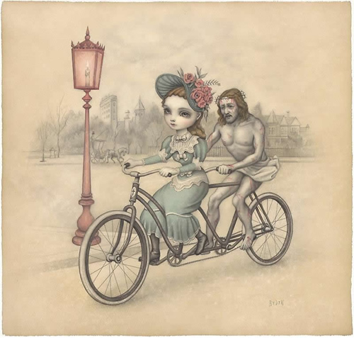 Mark Ryden, Riding with the Lord