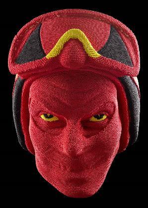 The Devil by David Mach