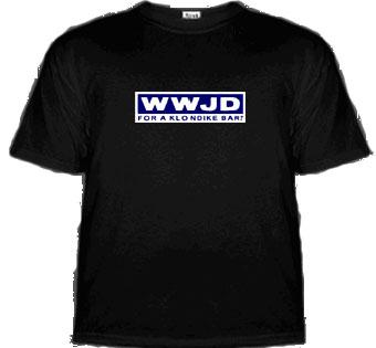 WWJD for a Klondike Bar?