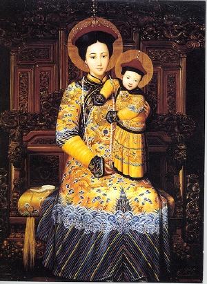 Chinese Christian art