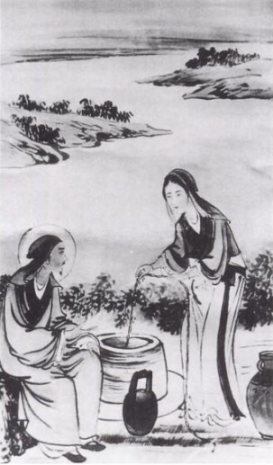 Woman at the Well Chinese