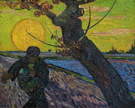 Copies by Vincent van Gogh