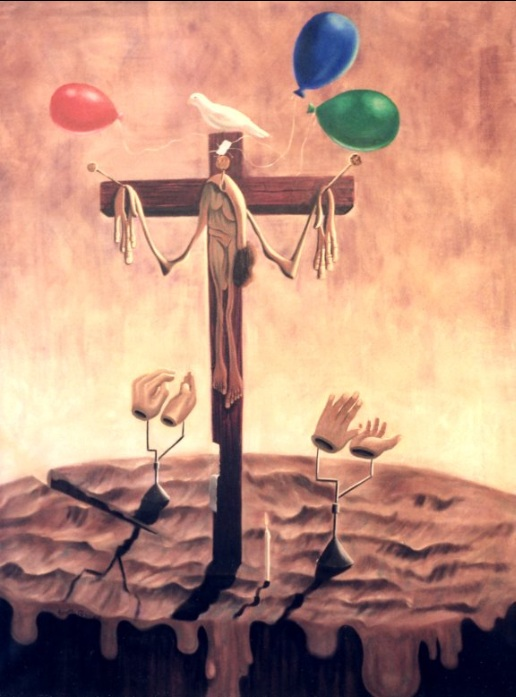 Crucifying the Flesh by Anthony Falbo