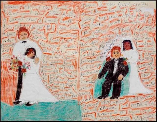Sister Gertrude Morgan Lamb and His Bride