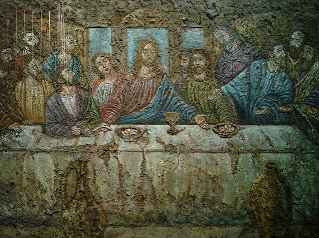 The Last Supper by Enrique Ramos