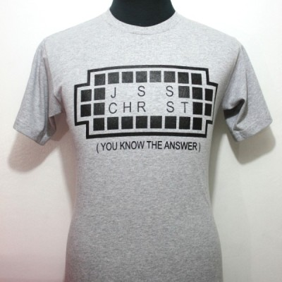 Wheel of Fortune Christian T-shirt