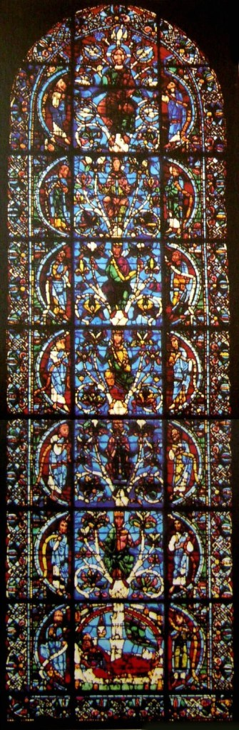 Jesse window (Chartres Cathedral)