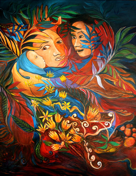 Image Result For Contemporary Paintings In The Philippines