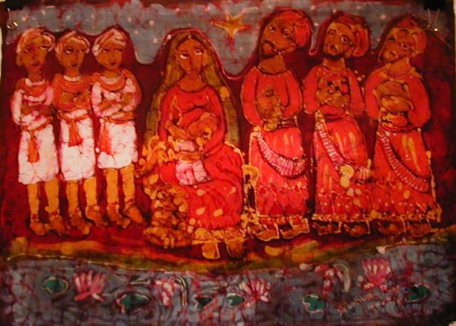 Nativity by Solomon Raj