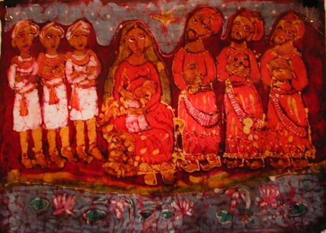 Nativity by Solomon Raj