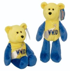 WWJD bear