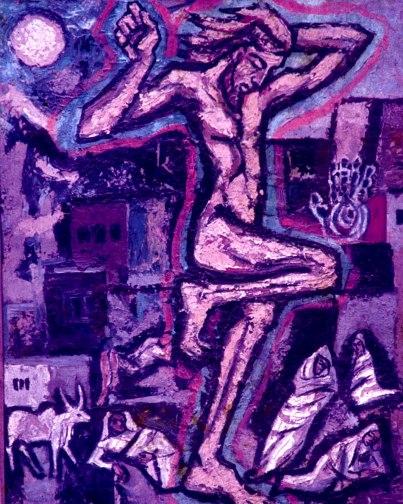 Jesus as Dancer