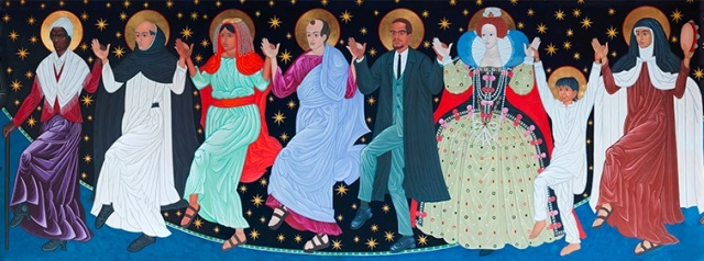 Dancing Saints