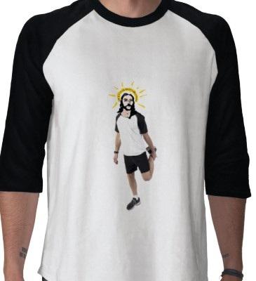 Jogging Jesus