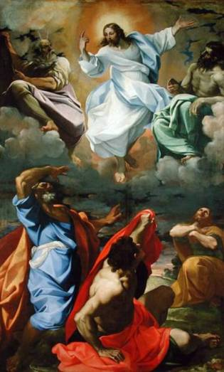 The Transfiguration by Lodovico Carracci