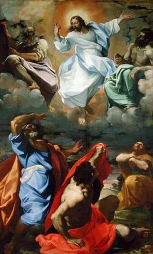 The Transfiguration by Lodovico Carracci