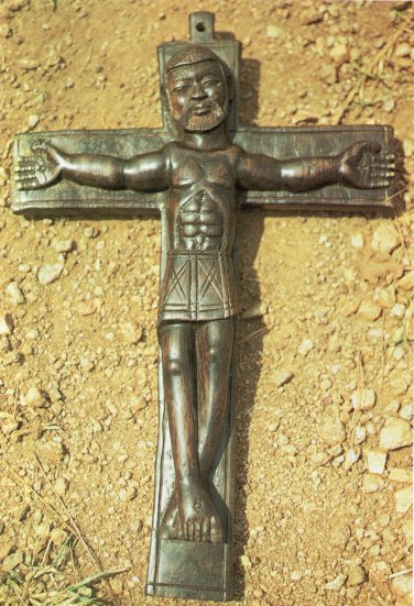 African crucifix