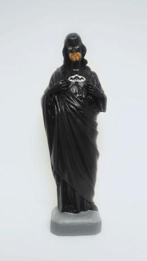 Jesus as Batman by Igor Scalisi Palminteri