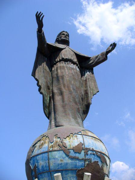 Christ of Dili (East Timor)