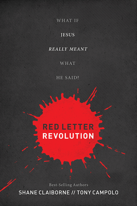 Book Review: Red Letter Revolution | The Jesus Question