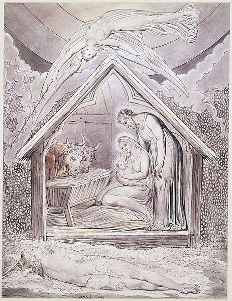 Blake nativity