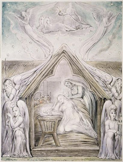 Night of Peace by William Blake