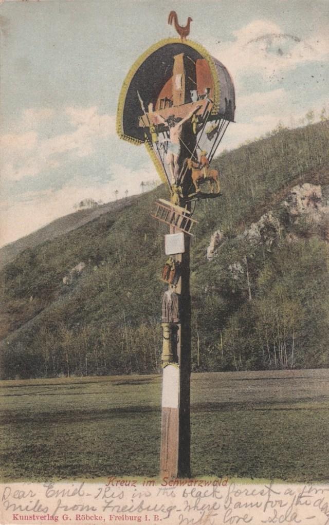 1914 German postcard