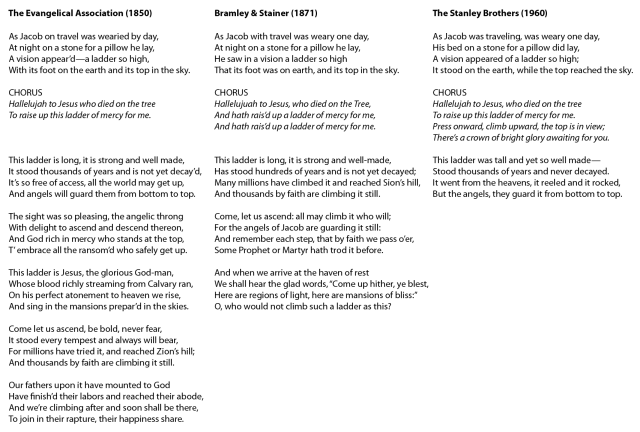 Jacob's Vision lyrics comparison-01