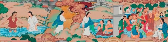 Tibetan Jesus