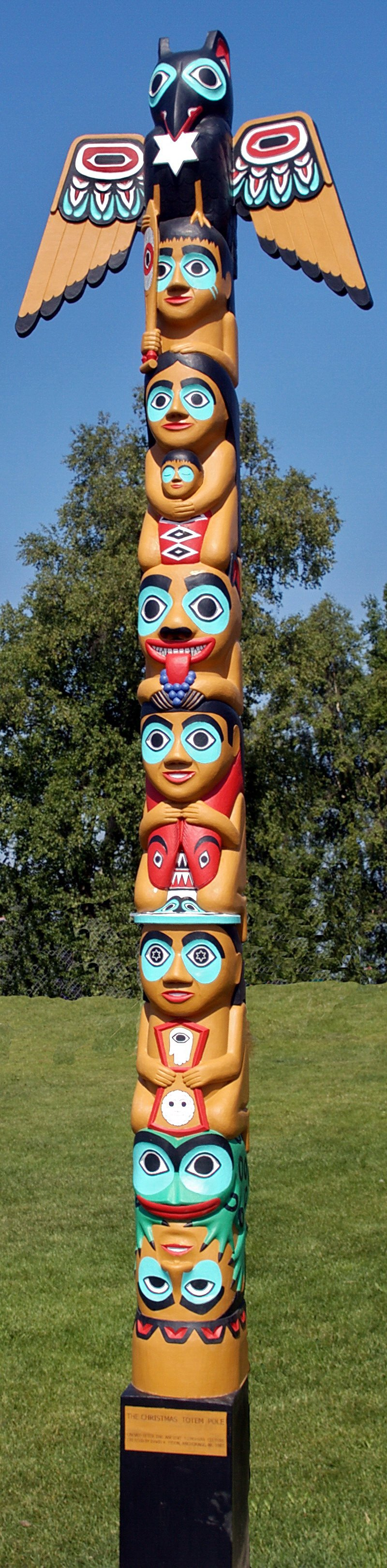 totem poles Totem poles made in ketchikan alaska totem poles are hand carved locally in ketchikan, alaska using yellow cedar grown deep in the rain forests of southeast alaska.
