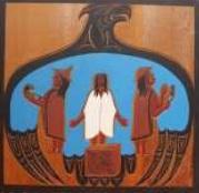 Altar by Charles Elliott