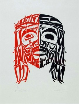 Northwest Coast Christ