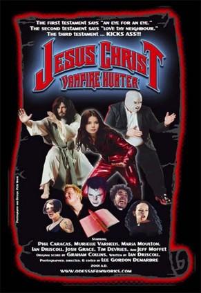 Jesus Christ, Vampire Hunter