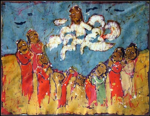 Ascension of Jesus (Indian)
