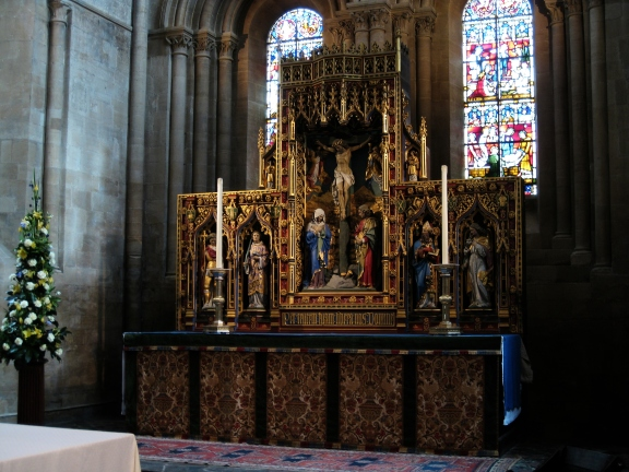 Christ Church Cathedral high altar