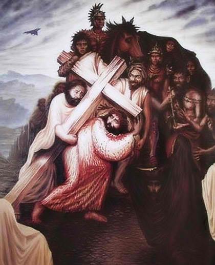 Jesus optical illusion3