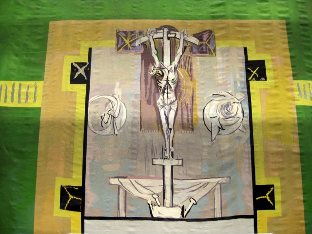Crucifixion by Graham Sutherland