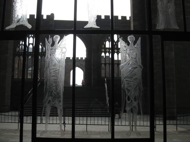 Glass Screen, Coventry Cathedral
