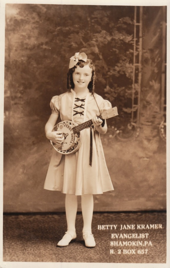 Jesus Saves banjo ukulele