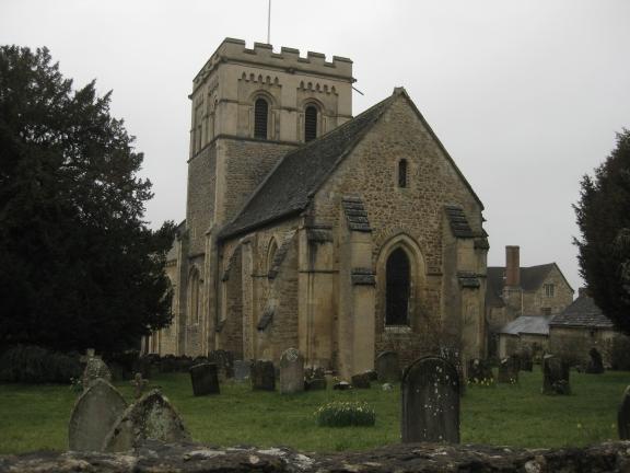 St. Mary's Iffley