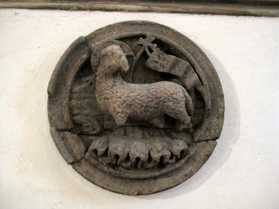 Lamb of God (12th century)