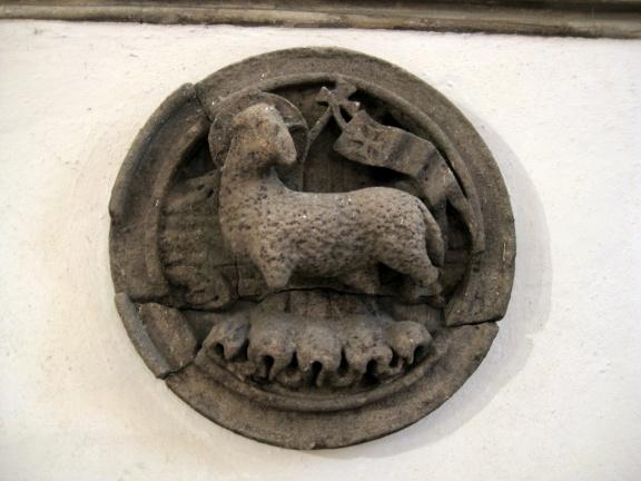 Lamb of God (12th century)