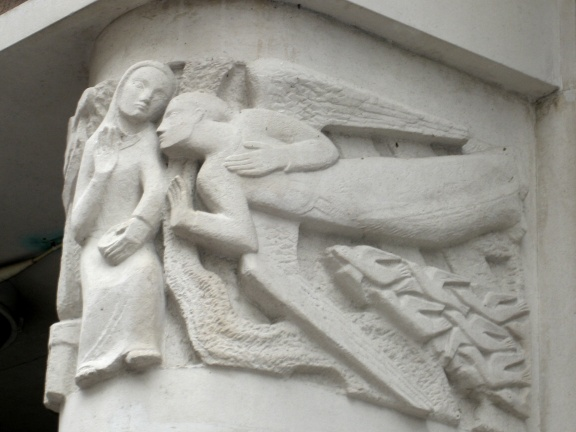 Annunciation (Notre Dame de France)