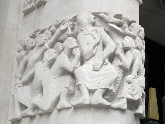 Pentecost (Notre Dame de France)