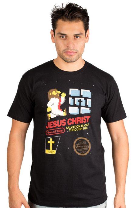 Jesus Super Mario