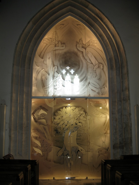 St. Nicholas Screen